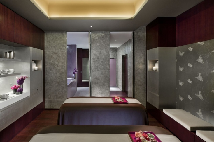 A Couples Spa Suite at The Spa at Mandarin Oriental Paris