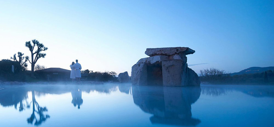 Find healing in the thermal waters at ADLER Thermae Spa Center & Beauty