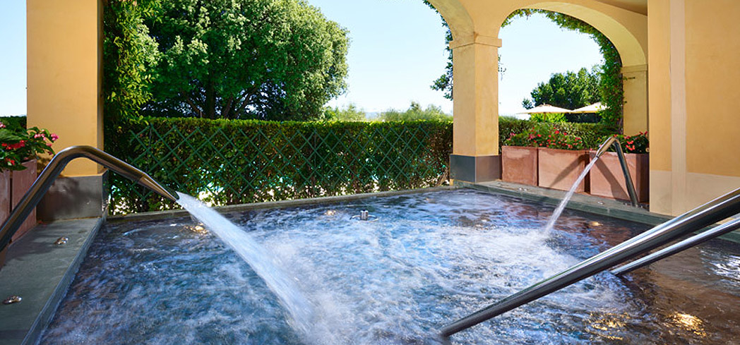 The Vitality Pool at ESPA at Castello del Nero