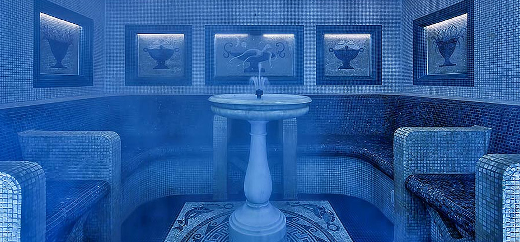 The hammam at QuisiBeauty