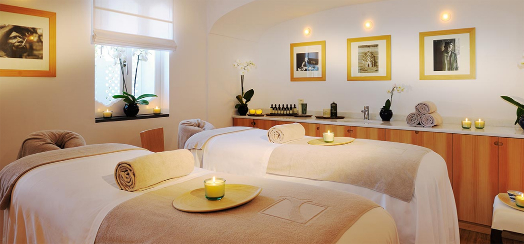 A Spa Suite at Le Sirenuse Spa