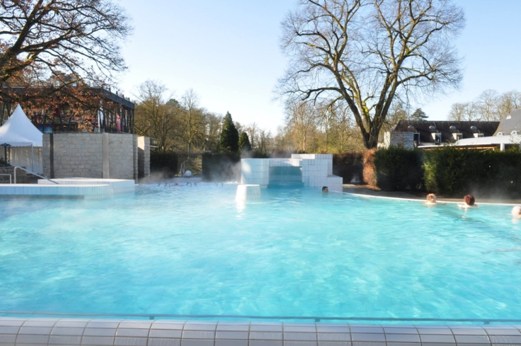 The thermal waters at MONDORF Domaine Thermal Spa