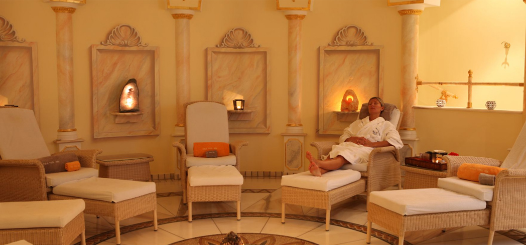 Plan a relaxing retreat at VILA VITA Vital Spa