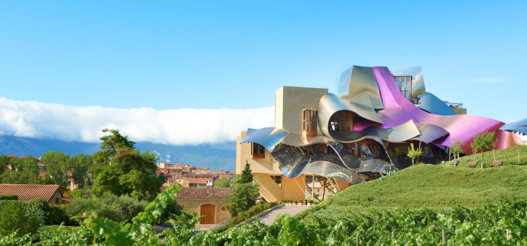 Spa Vinothérapie Caudalie Marqués de Riscal is one of GAYOT's best spas in Spain,