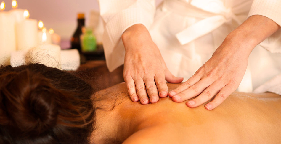 A soothing massage at Chi Spa