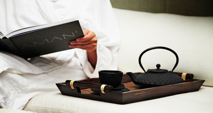 Find refuge at the Aman Spa at The Connaught in London, England