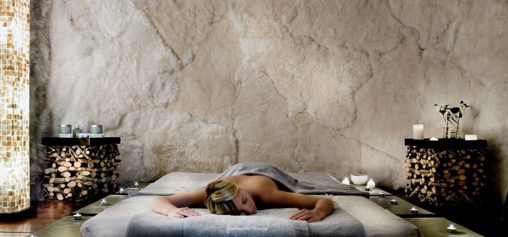 Find refuge in the wilderness at Pure Altitude spa at Lodge Park