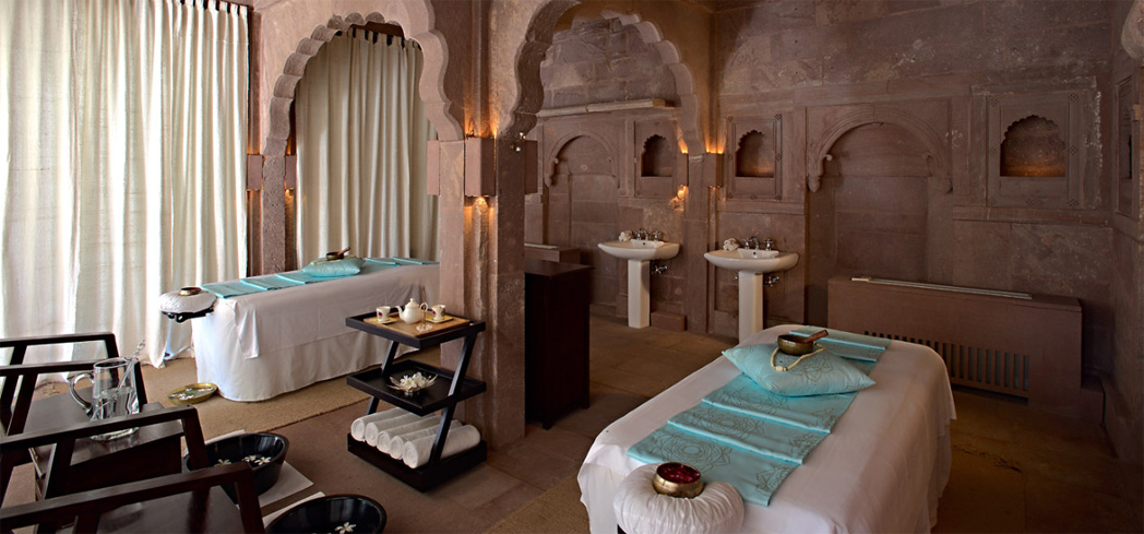 ila only spa at  Raas Jodhpur