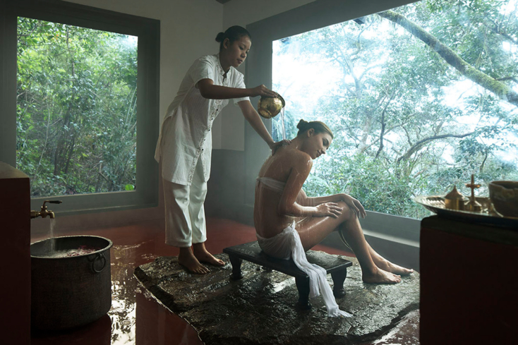 Rejuvenate at Jiva Spa at Vivanta by Taj - Madikeri Coorg