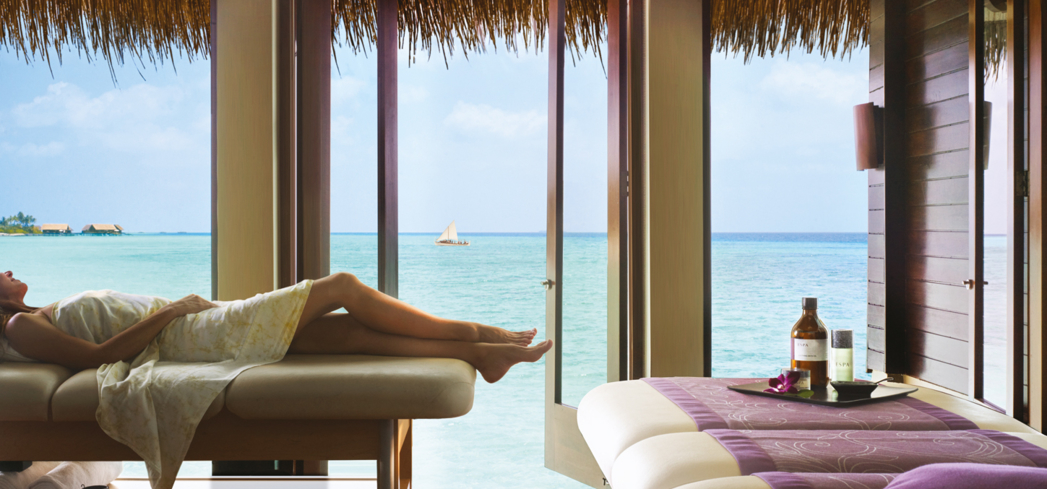 Discover the best spas to be found in Maldives