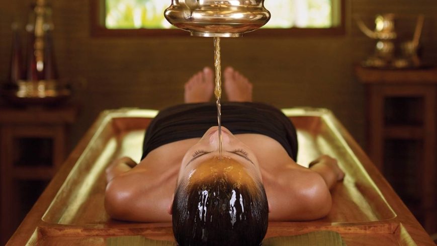 Experience ancient Indian healing practices at the Spa and Ayurvedic Retreat