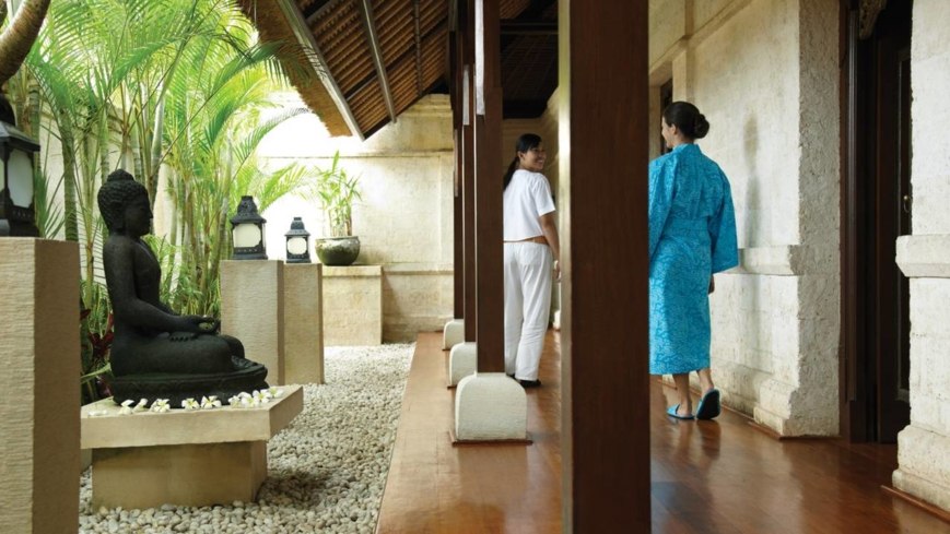 The Healing Village Spa at the Four Seasons Resort Bali at Jimbaran Bay