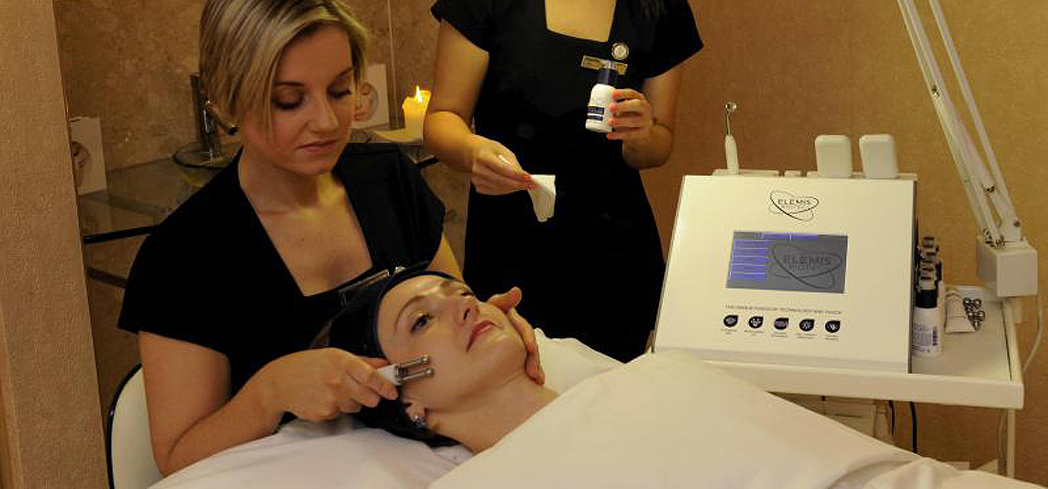 The Elemis Biotech Facial Treatment at the Spa at Killarney Park Hotel