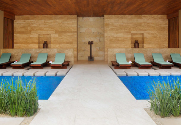 Jasha Spa at JW Marriott Los Cabos Beach Resort & Spa