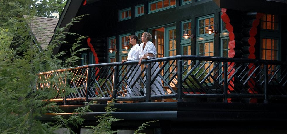 Discover the best spas across Canada