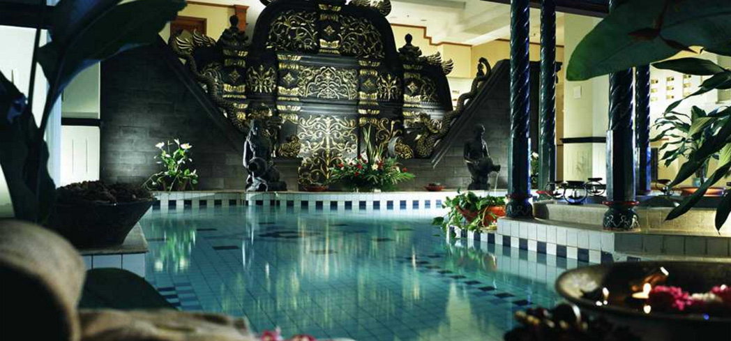 Taman Sari Royal Heritage Spa is the only authentic Javanese-style spa in North America