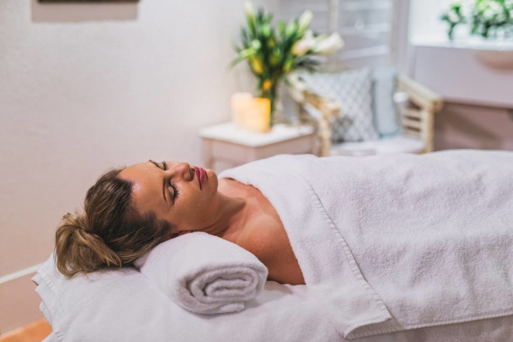 Relax with a treatment at Reef House Spa