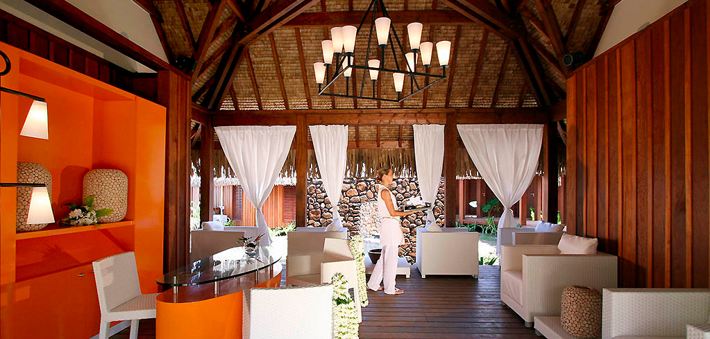 Sofitel Wellbeing & Spa is a top spa in French Polynesia