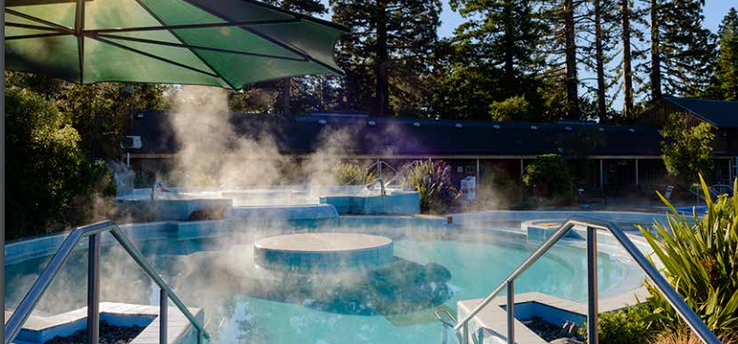 Find healing in the waters at Hanmer Springs Thermal Pools & Spa