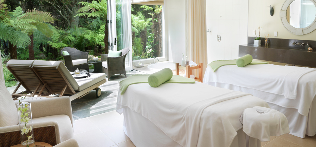 The Signature Room at Kauri Cliffs Spa