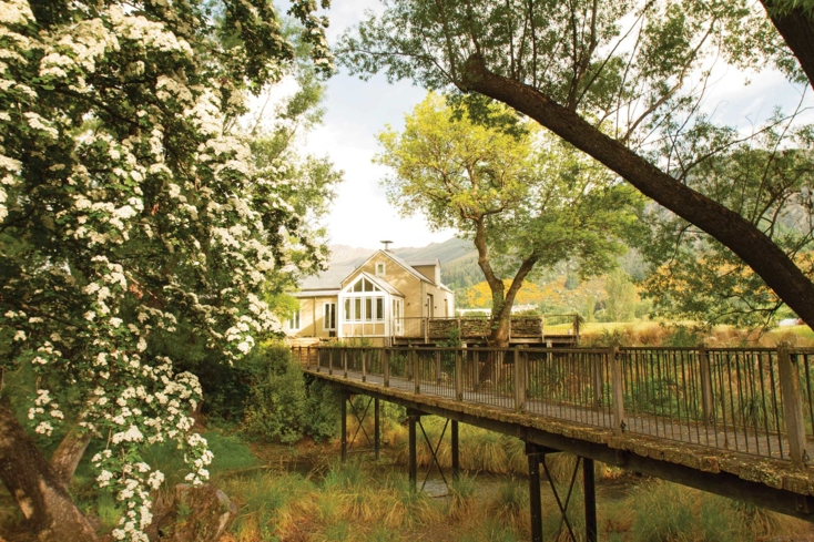 The Spa at Millbrook is a cozy haven of relaxation