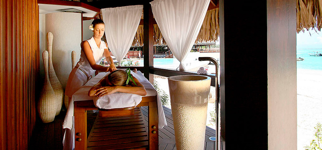 Enjoy ocean views and relaxing therapies at Sofitel Moorea Ia Ora Beach Resort Wellbeing and Spa