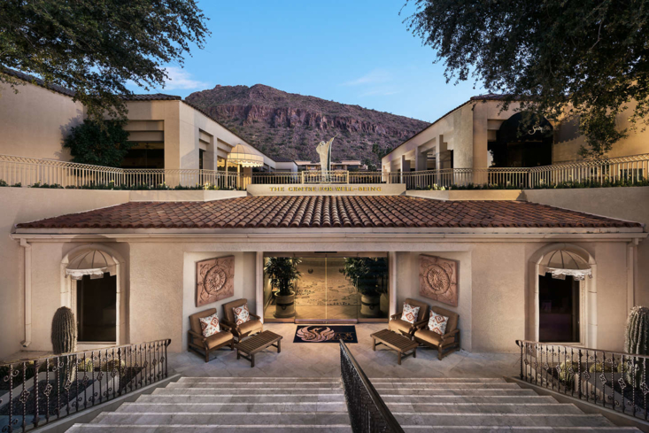 The Centre for Well-Being at The Phoenician in Scottsdale, Arizona