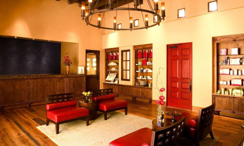 The Elizabeth Arden Red Door Spa at The Wigwam