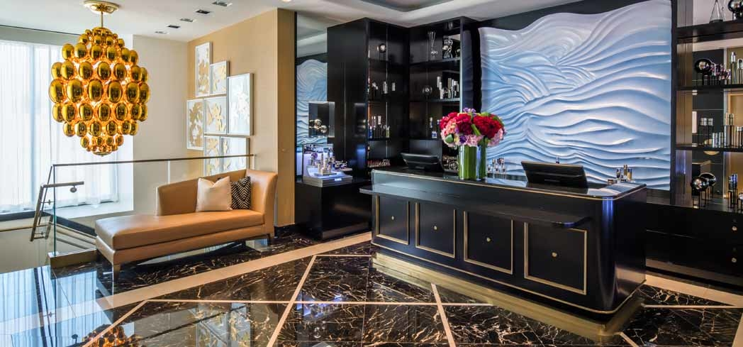 Pamper yourself at La Prairie Spa at Waldorf Astoria Beverly Hills
