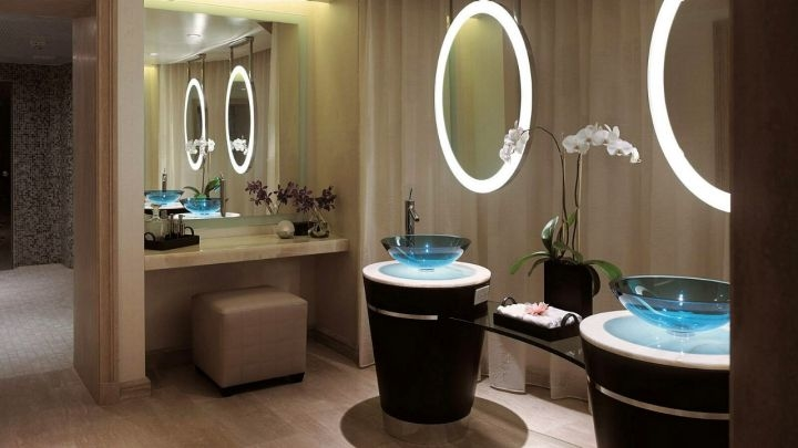 Spa at Beverly Wilshire, Beverly Hills offers spa treatments for women, men and even kids