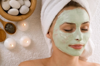 A refreshing facial at SPA InterContinental inside the InterContinental Hotel