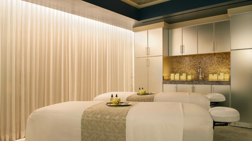 The Peninsula Spa is your go-to place for Hollywood pampering