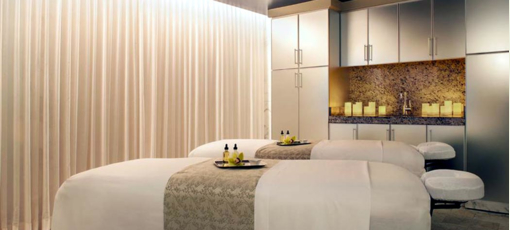 The Peninsula Spa in Beverly Hills