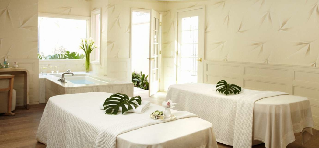 Hotel Bel-Air Spa - Couples Enclave