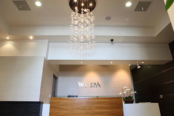 Wi Spa is open 24 hours, seven days a week