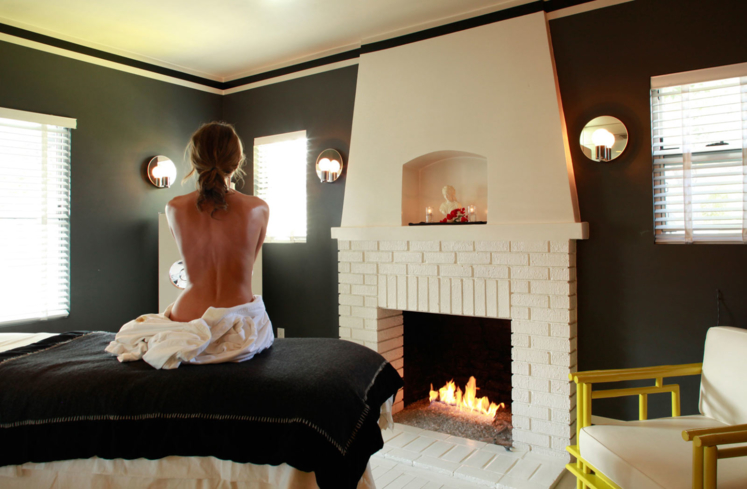 "Enjoy some ""me time"" at Estrella Spa at the Avalon Hotel and Bungalows Palm Springs"