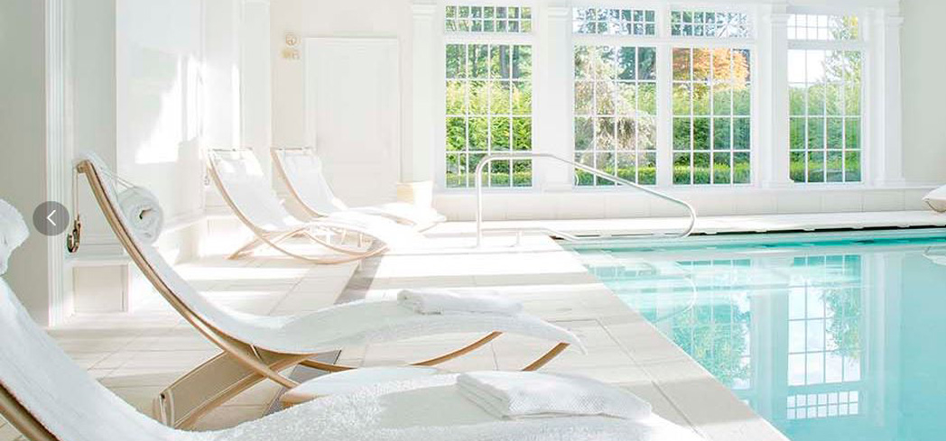 Enjoy a day of renewal at The Mayflower Grace Spa