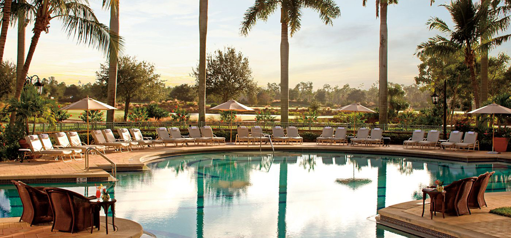 Immerse yourself in luxurious relaxation at the Spa at The Ritz Carlton Golf Resort, Naples
