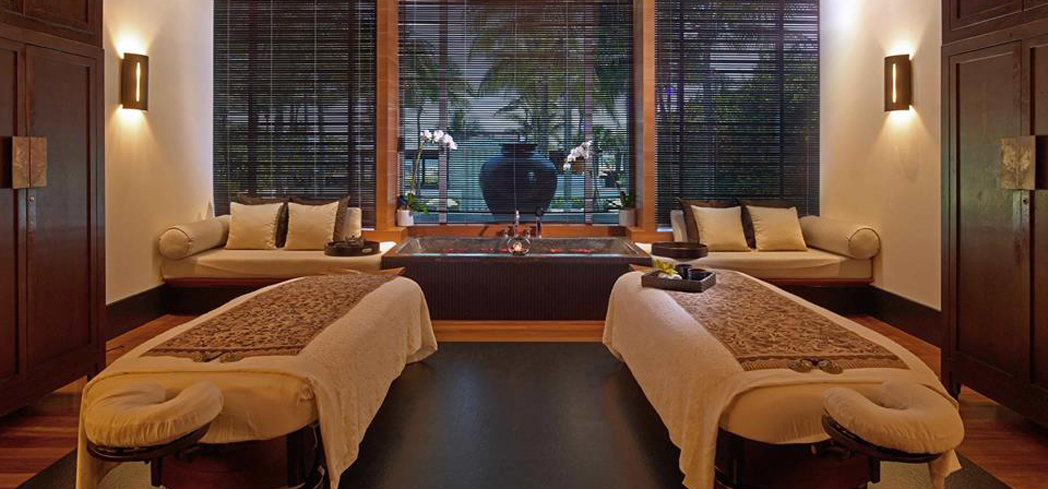 The Spa at The Setai offers an exclusive wellness experience