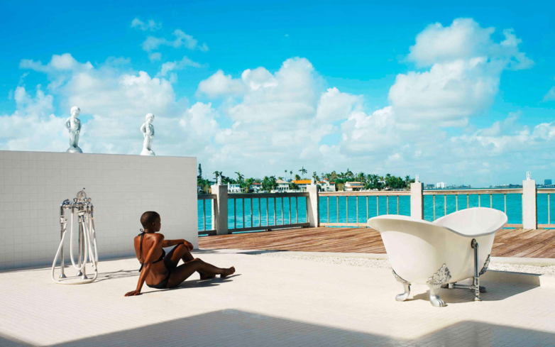 Pamper yourself at The Standard Spa in Miami Beach