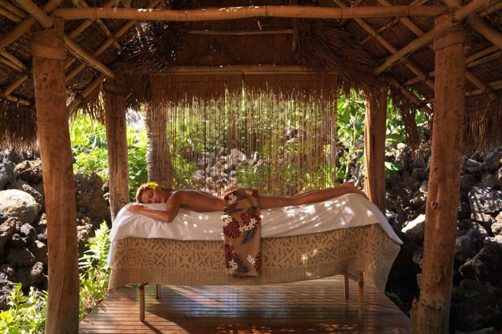 Book a massage at Mauna Lani Spa