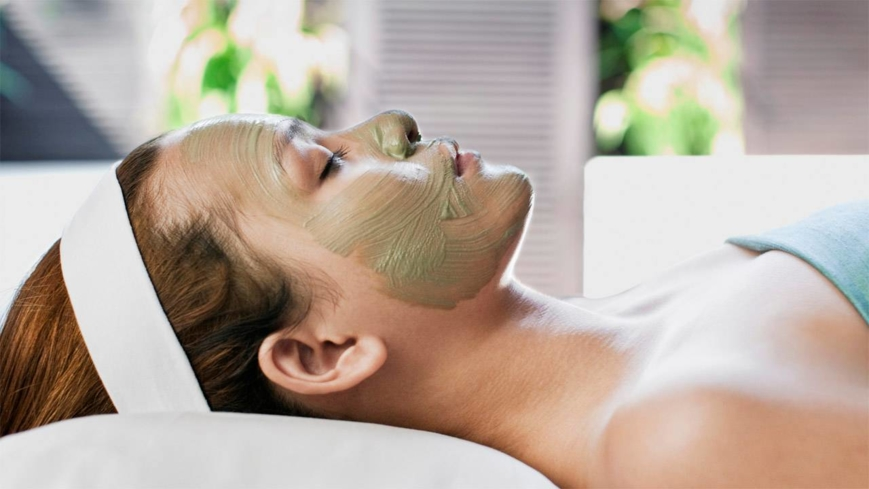 Nourish your skin with a facial at Spa in Lanai