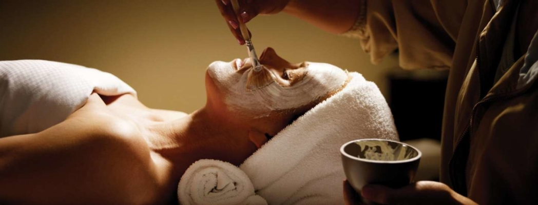 Nourish your skin with a facial at Grand Spa
