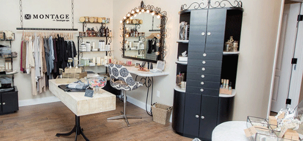 Montage Boutique Spa in Manhattan Beach offers healing and retail therapy