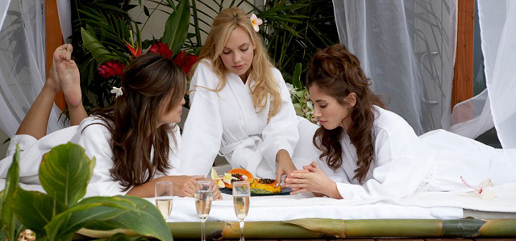 Rejuvenate solo or with companions during a spa party at Trilogy Spa in downtown Manhattan Beach