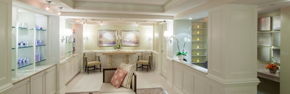 The Spa at Windsor Court in New Orleans, Louisiana
