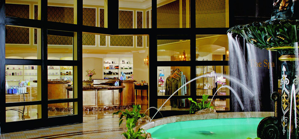 Get pampered at The Ritz-Carlton Spa, New Orleans