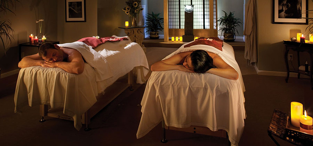 Book a couples massage at Sanctuary Spa at Gaige House