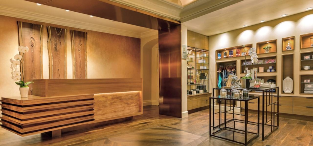 The Spa at Four Seasons Hotel Las Vegas, one of The Best Spas in Las Vegas