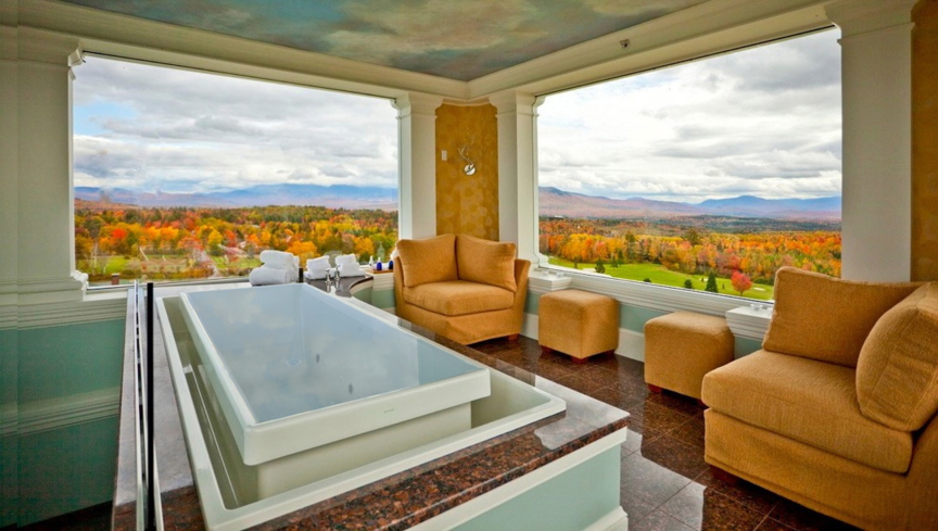 Unwind and reset at the Mountain View Grand Spa
